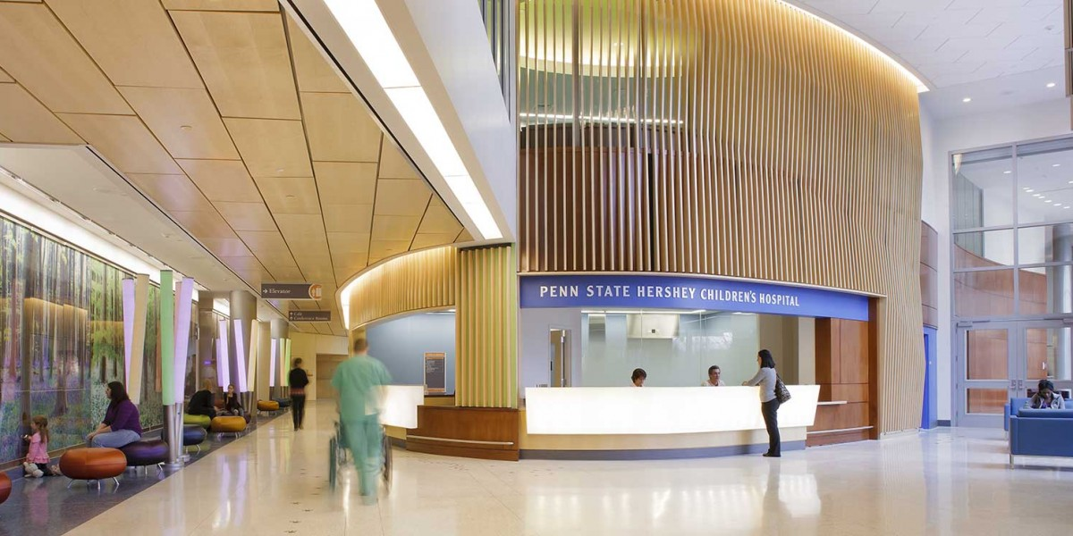 Penn State Milton Hershey Children S Hospital Hershey Pa