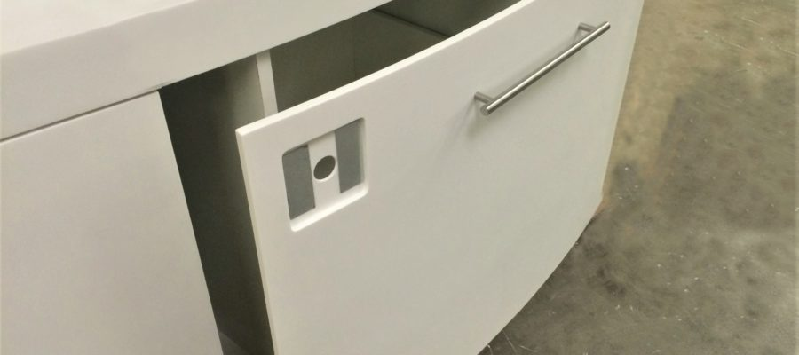 Solid Surface Casework