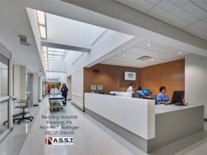 Reading Hospital - Reading, PA - Architect: Ballinger, General Contractor: LF Driscoll