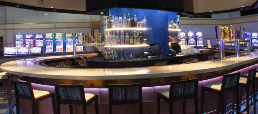 Saratogo Casino Quartz Bar